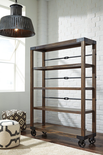 AshleyStore DisplayLarge Bookcase