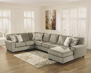 AshleyPatola ParkArmless Sofa