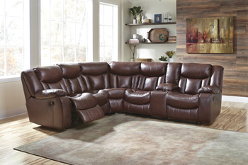Signature Design by Ashley®AmarooLeft Arm Facing Reclining Loveseat