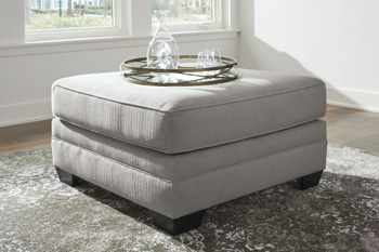 AshleyPalemporOversized Accent Ottoman