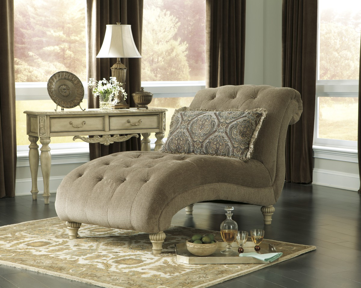 1620215 signature design by ashley parkington bay for Ashley chaise lounge furniture