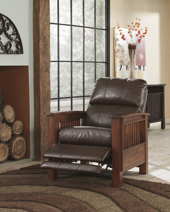 Signature Design by Ashley®Santa FeHigh Leg Recliner