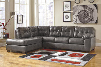 Signature Design by Ashley®Alliston DuraBlend®Right Arm Facing SOFA