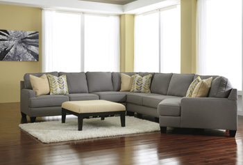 Signature Design by Ashley®ChamberlyArmless Loveseat
