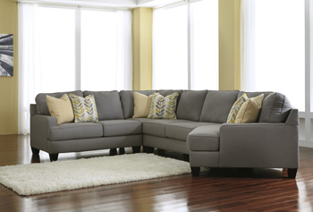 Signature Design by Ashley®ChamberlyLeft Arm Facing Loveseat