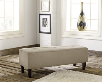 Signature Design By AshleySinkoOversized Accent Ottoman