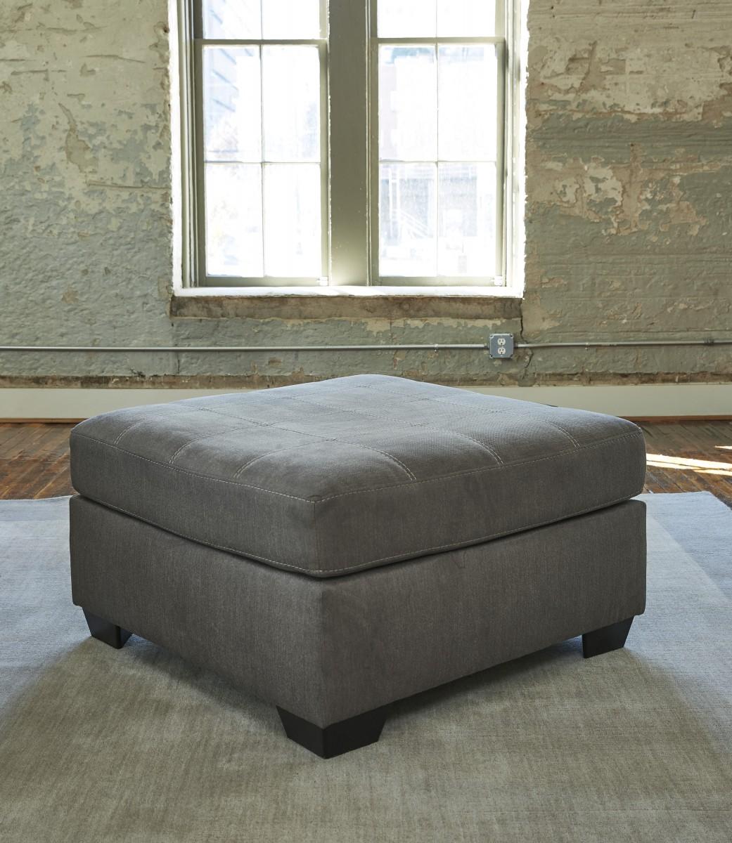 3490708 Ashley Pitkin Ottoman Slate Steele S Furniture