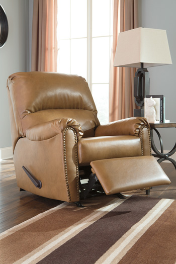 Signature Design by Ashley®Lottie DuraBlend®Rocker Recliner