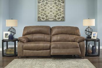 AshleyZavier2 Seat Reclining Power Sofa