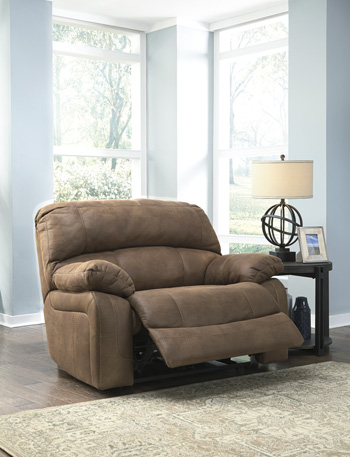 AshleyZavierWide Seat Power Recliner
