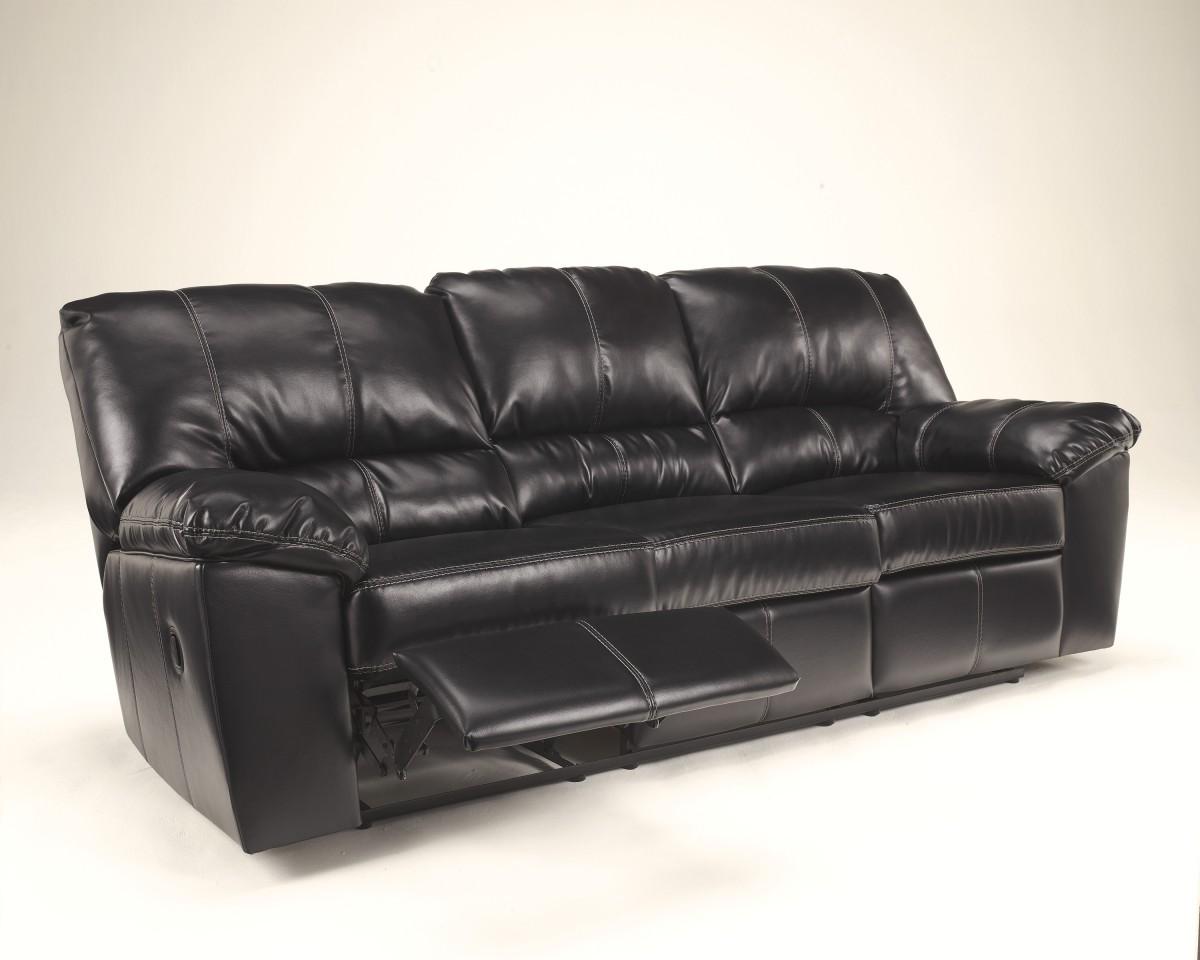 Signature By AshleyFort Logan DuraBlend®Reclining Sofa ?
