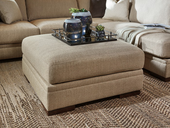 Millennium by AshleyMalakoffOversized Accent Ottoman