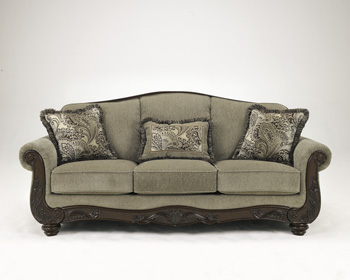 Exceptionnel Signature By Ashley Martinsburg Sofa