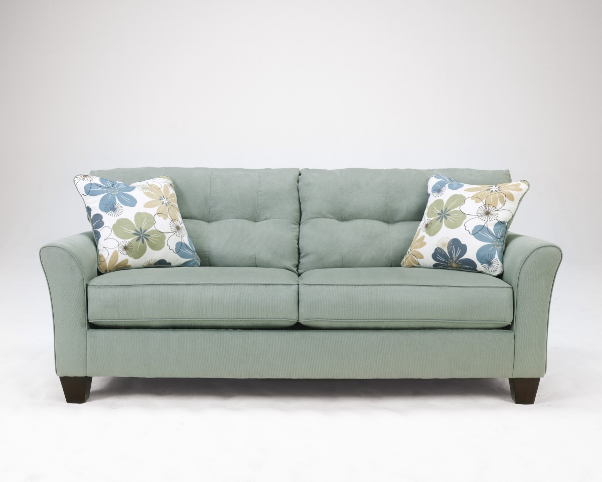 6640038 signature by ashley kylee sofa lagoon charlotte for Ashley kylee chaise