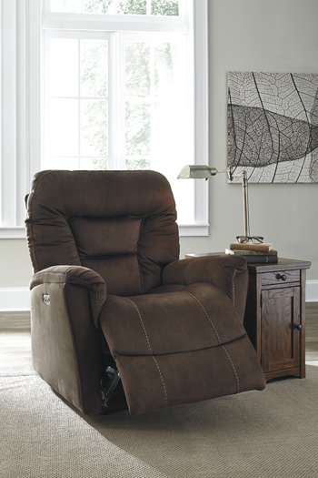 Signature Design by AshleyPower Recliner/ADJ Headrest