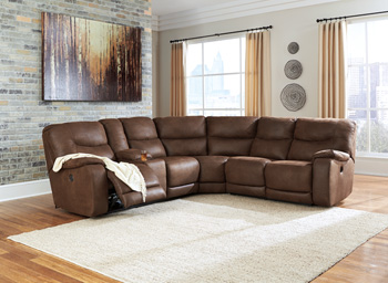 Signature by AshleyRight Arm Facing Reclining Power Loveseat