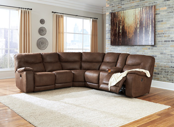 Signature by AshleyLeft Arm Facing Reclining Power Loveseat
