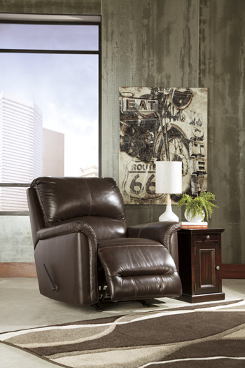 Signature by AshleyLacotterRocker Recliner