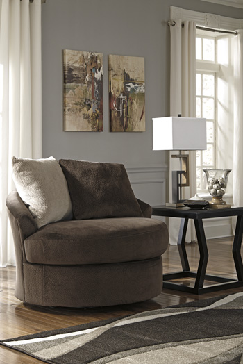 AshleyDahlenSwivel Accent Chair