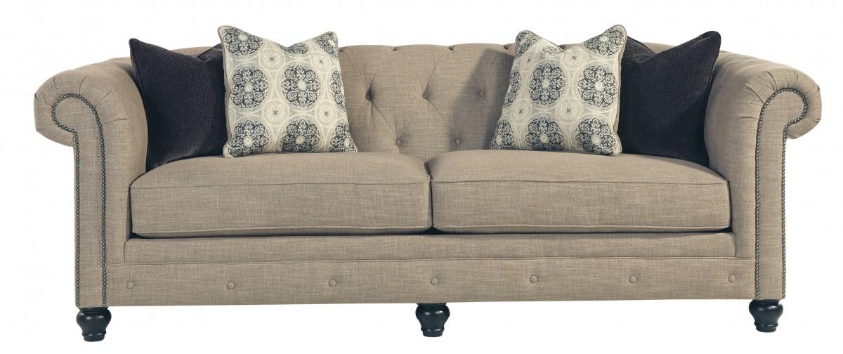 9940238 Signature By Ashley Azlyn Sofa Sepia Baker Furniture