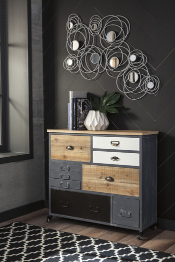 Signature by AshleyPonder RidgeAccent Cabinet