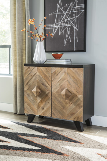 Signature by AshleyRobin RidgeDoor Accent Cabinet