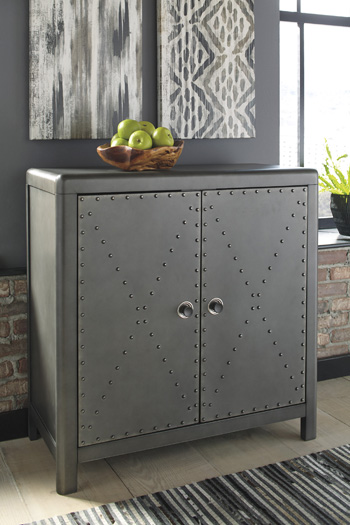Signature by AshleyRock RidgeDoor Accent Cabinet