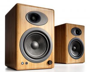 AudioenginePowered Speakers Bamboo