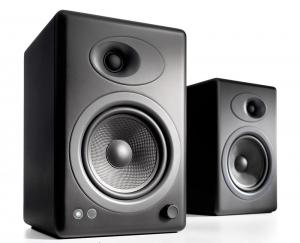 AudioenginePowered Speakers Black