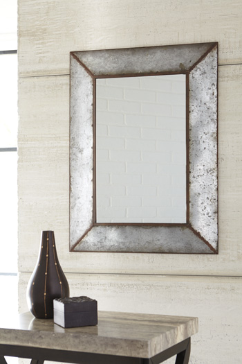 Signature Design by Ashley®Accent Mirror