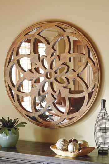 Signature Design by Ashley®OilhaneAccent Mirror