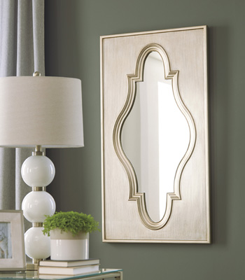 Signature by AshleyJulietaAccent Mirror