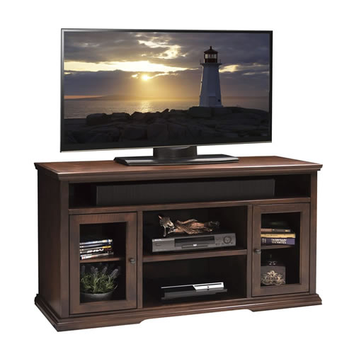 "LegendsAshton Place 54"" Tall TV Cart"