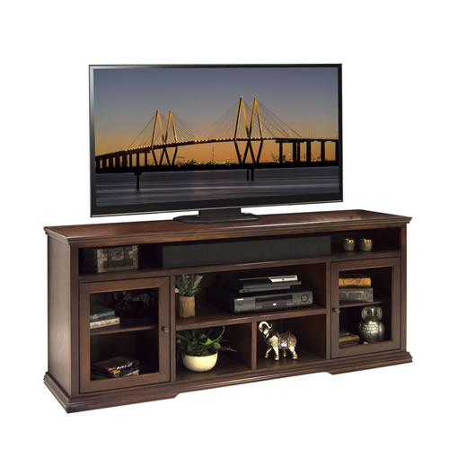 "LegendsAshton Place 74"" Tall TV Cart"