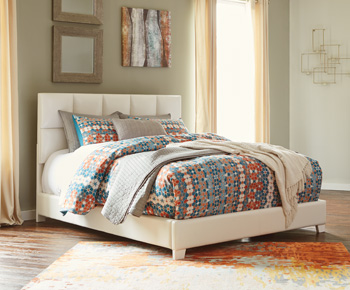 Signature by AshleyContemporary Upholstered Queen Upholstered Bed