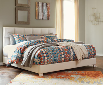 Signature by AshleyContemporary Upholstered King Upholstered Bed