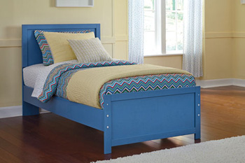 Signature Design by Ashley®BronillyTwin Panel Footboard
