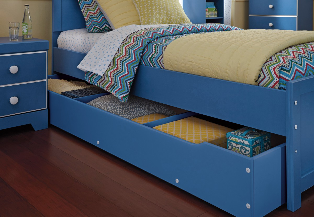 B045 60 Signature Design By Ashley Bronilly Trundle Under