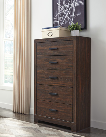 Signature Design by Ashley®ArkalineFive Drawer Chest