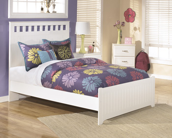 Signature Design by Ashley®LuluFull Panel Footboard