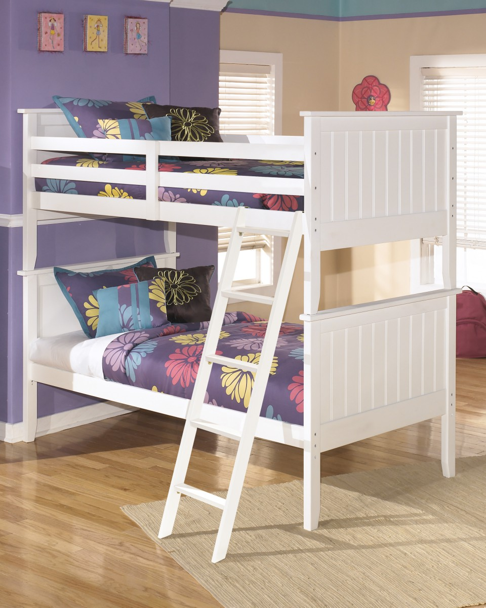 Lulu Collection Storage Loft Bed