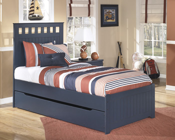 Signature Design by Ashley®LeoTwin Panel Footboard