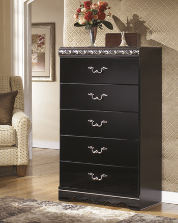 Signature by AshleyFive Drawer Chest