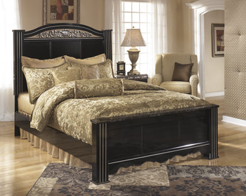 Signature by AshleyQueen Poster Footboard