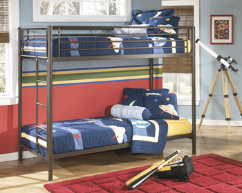 Signature by AshleyTwin/Twin Metal Bunk Bed