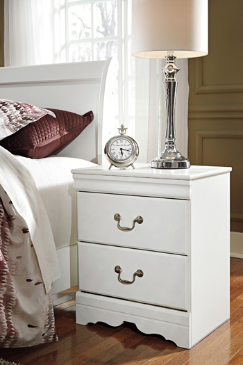 Signature Design by Ashley®AnarasiaTwo Drawer Night Stand