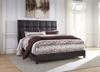 Signature Design by Ashley®Contemporary Upholstered King Upholstered Bed