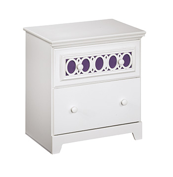 Signature Design by Ashley®ZayleyTwo Drawer Night Stand