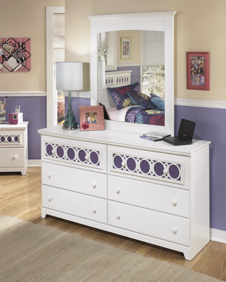 Ashley Furniture North Charleston Sc: Signature Design By Ashley Zayley Zayley - White