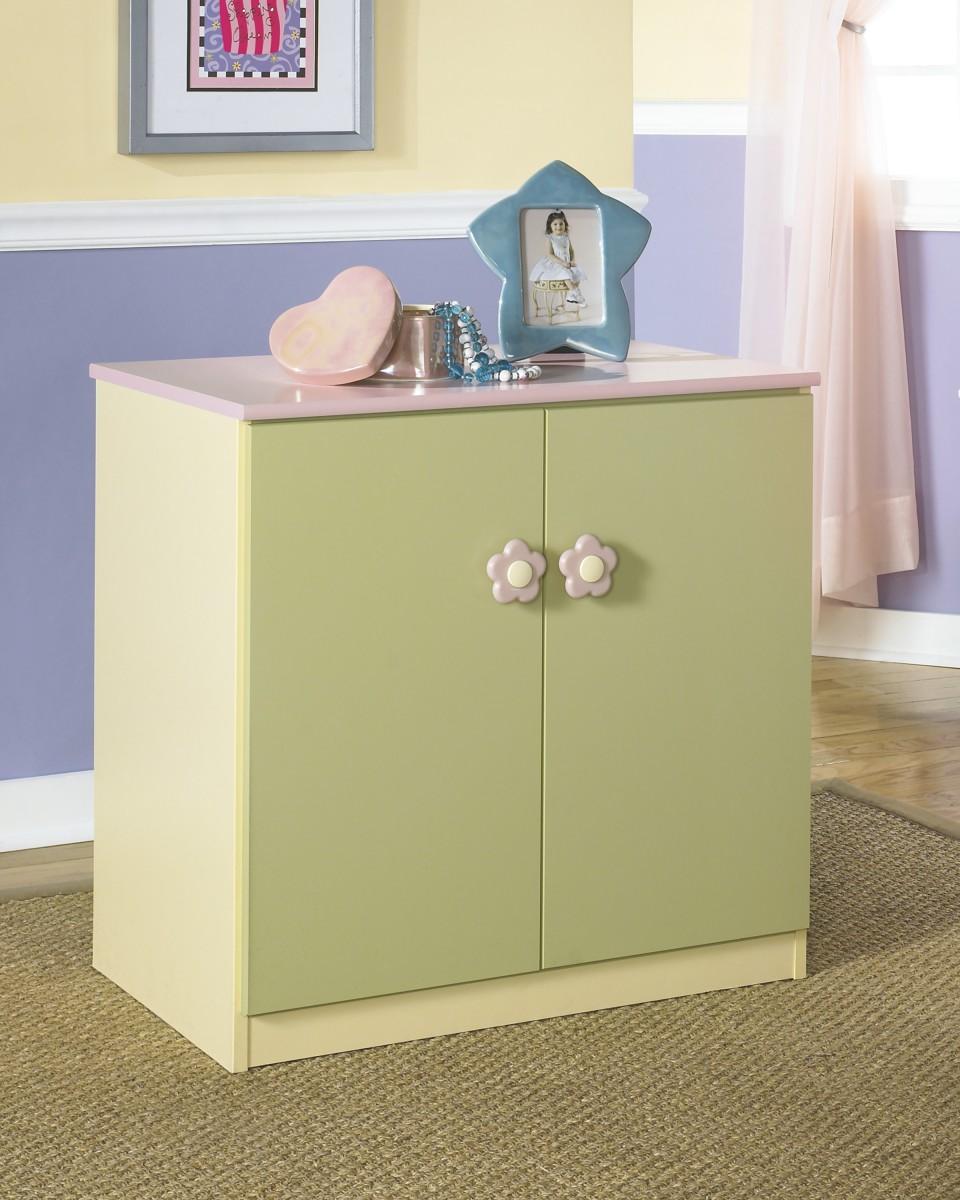 B140 18 Signature By Ashley Doll House Loft Door Storage Multi Charlotte Appliance Inc